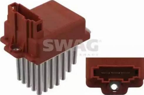 Swag 30930601 - Блок управления, кондиционер car-mod.com