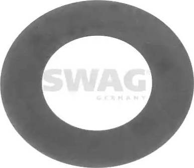 Swag 30931815 - Плоская шайба, ременный шкив - коленчатый вал car-mod.com