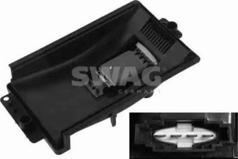 Swag 30933154 - Блок управления, отопление / вентиляция car-mod.com