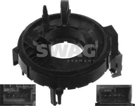 Swag 30934702 - Витая пружина, подушка безопасности autodnr.net