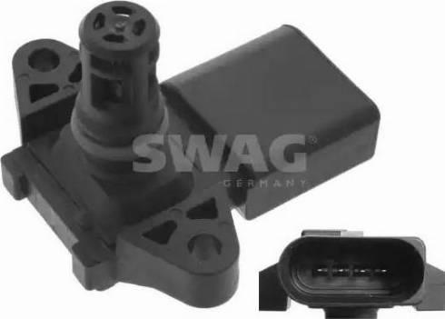 Swag 30 93 6623 - Датчик, давление во впускной трубе car-mod.com