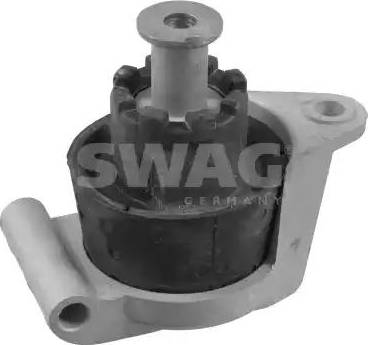 Swag 40 13 0045 - Подушка, опора, подвеска двигателя car-mod.com