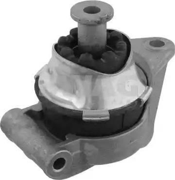 Swag 40 13 0067 - Подушка, подвеска двигателя car-mod.com