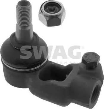 Swag 40 71 0007 - Наконечник рулевой тяги, шарнир car-mod.com