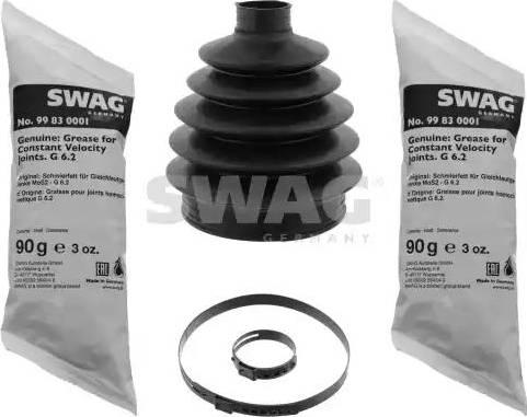 Swag 40 92 1245 - Комплект пылника, приводной вал autodnr.net