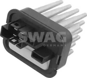 Swag 40927495 - Блок управления, кондиционер avtokuzovplus.com.ua