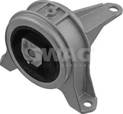 Swag 40 93 2428 - Подушка, підвіска двигуна autocars.com.ua