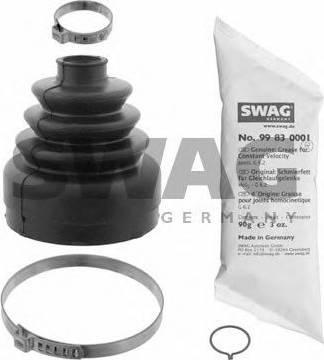 Swag 50 90 6767 - Комплект пилника, приводний вал autocars.com.ua