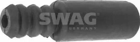 Swag 60 56 0002 - Пильник амортизатора, захисний ковпак autocars.com.ua