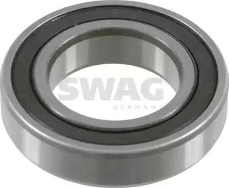 Swag 60921985 - Центральная опора подшипника карданного вала car-mod.com