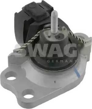 Swag 60 92 3691 - Подушка, підвіска двигуна autocars.com.ua