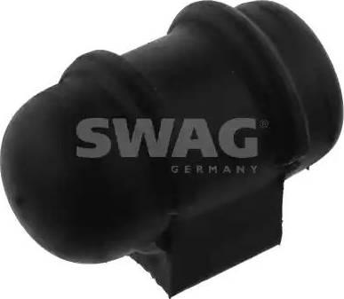 Swag 60 93 1007 - Втулка стабилизатора, нижний сайлентблок car-mod.com