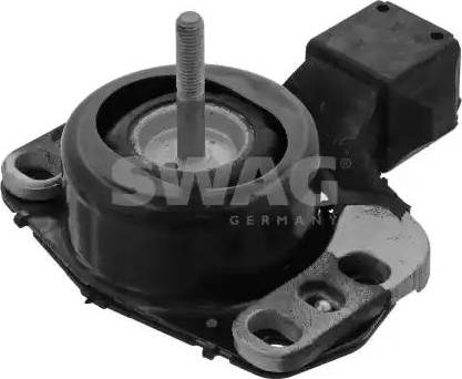 Swag 60 93 6319 - Подушка, підвіска двигуна autocars.com.ua
