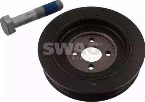 Swag 62 93 3794 - Ремінний шків, колінчастий вал autocars.com.ua