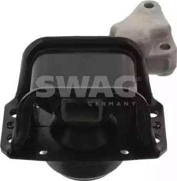 Swag 62 93 8966 - Подушка, підвіска двигуна autocars.com.ua