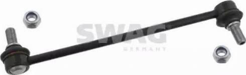 Swag 81 92 3636 - Тяга / стійка, стабілізатор autocars.com.ua