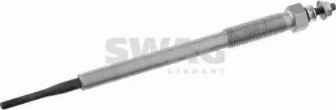 Swag 81 92 6112 - Свеча накаливания car-mod.com