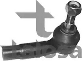 Talosa 42-01264 - Наконечник поперечной рулевой тяги autodnr.net