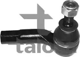 Talosa 42-03589 - Наконечник рульової тяги, кульовий шарнір autocars.com.ua