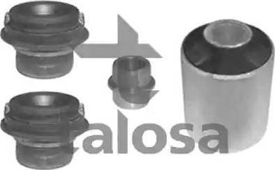Talosa 57-00383 - Сайлентблок, важеля підвіски колеса autocars.com.ua