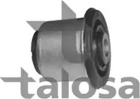 Talosa 57-02007 - Сайлентблок, рычаг подвески колеса car-mod.com