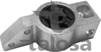 Talosa 57-03757 - Сайлентблок, важеля підвіски колеса autocars.com.ua