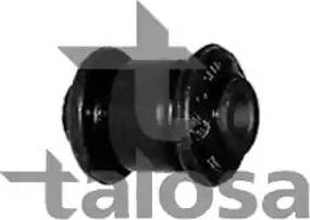Talosa 57-03760 - Сайлентблок, важеля підвіски колеса autocars.com.ua