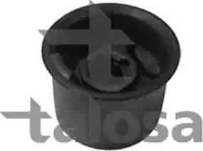 Talosa 57-07480 - Сайлентблок, важеля підвіски колеса autocars.com.ua