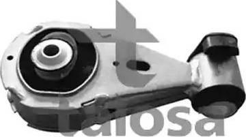 Talosa 61-05217 - Подушка, підвіска двигуна autocars.com.ua
