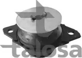 Talosa 61-05273 - Подушка, підвіска двигуна autocars.com.ua