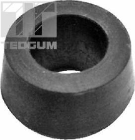 Tedgum 00345858 - Элементы крепления амортизатора car-mod.com