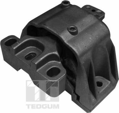 Tedgum 00725548 - Подушка, підвіска двигуна autocars.com.ua