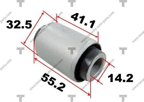 Tenacity AAMNI1012 - Подвеска, рычаг независимой подвески колеса autodnr.net