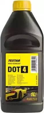 Textar 95002200 - Тормозная жидкость car-mod.com