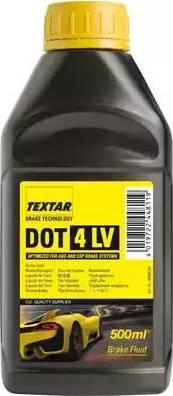 Textar 95006100 - Тормозная жидкость car-mod.com