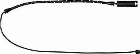 Textar 98013300 - Сигнализатор, износ тормозных колодок car-mod.com