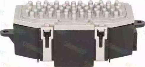 Thermotec DEA001TT - Дополнительный резистор, вентилятор кондиционера car-mod.com