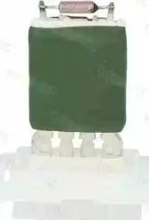 Thermotec DEC001TT - Дополнительный резистор, вентилятор кондиционера avtokuzovplus.com.ua