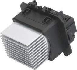 Thermotec DER004TT - Дополнительный резистор, вентилятор кондиционера car-mod.com