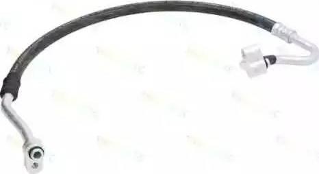 Thermotec KTT160020 - Трубопровод высокого давления, кондиционер car-mod.com