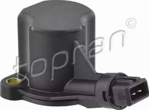 Topran 100 356 - Датчик, контактный переключатель, фара заднего хода car-mod.com
