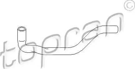 Topran 102568 - Шланг, теплообменник - отопление autodnr.net