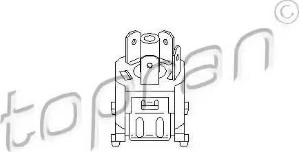 Topran 102691 - Выключатель вентилятора, отопление / вентиляция avtokuzovplus.com.ua
