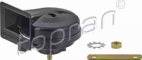 Topran 102956 - Звуковой сигнал car-mod.com