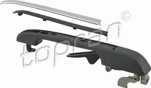 Topran 102989 - Ручка двери car-mod.com