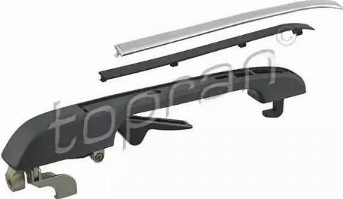 Topran 102990 - Ручка двери car-mod.com