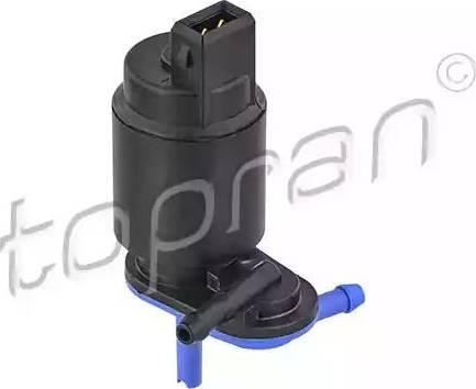 Topran 103 173 - Водяной насос, система очистки окон car-mod.com