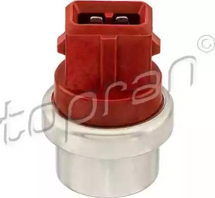 Topran 103 323 - Датчик, температура охлаждающей жидкости avtokuzovplus.com.ua
