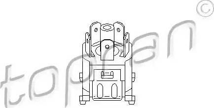 Topran 103428 - Выключатель вентилятора, отопление / вентиляция avtokuzovplus.com.ua