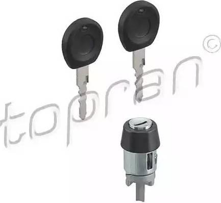 Topran 103560 - Замок, замок-выключатель car-mod.com